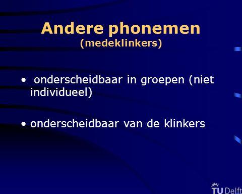 Nederlandse klinker- map, GSOMT (2)