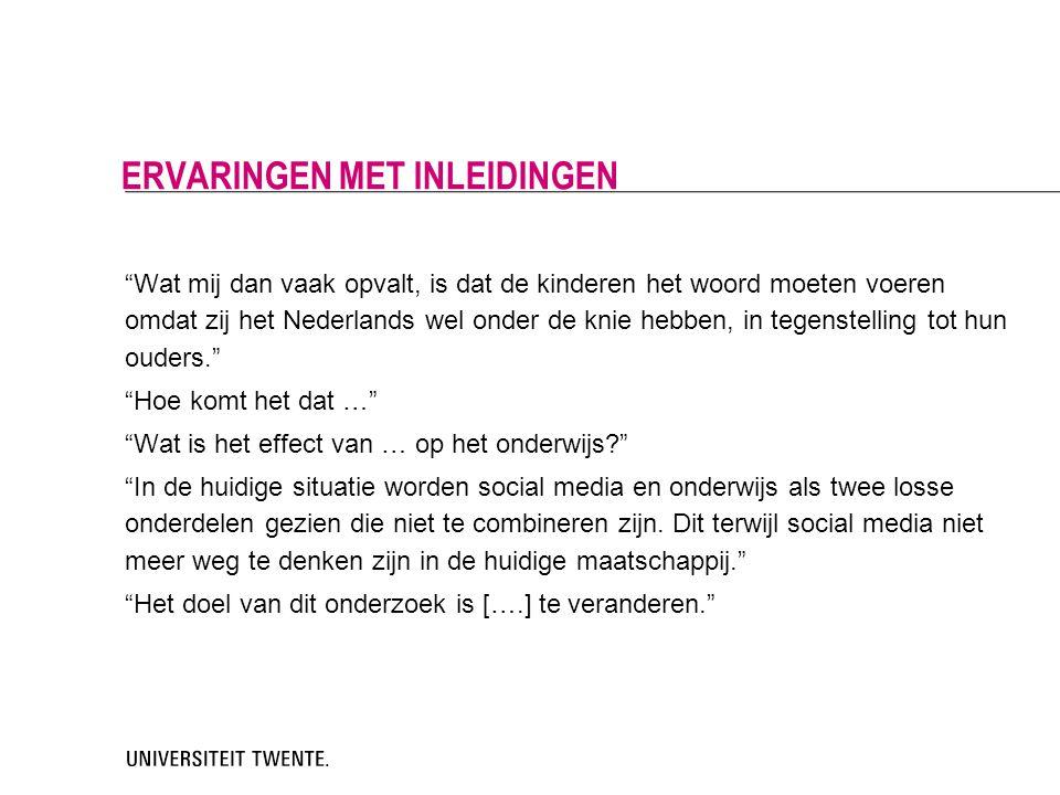 """""""Wat mij dan vaak opvalt, is dat de kinderen het woord moeten voeren omdat zij het Nederlands wel onder de knie hebben, in tegenstelling tot hun ouder"""