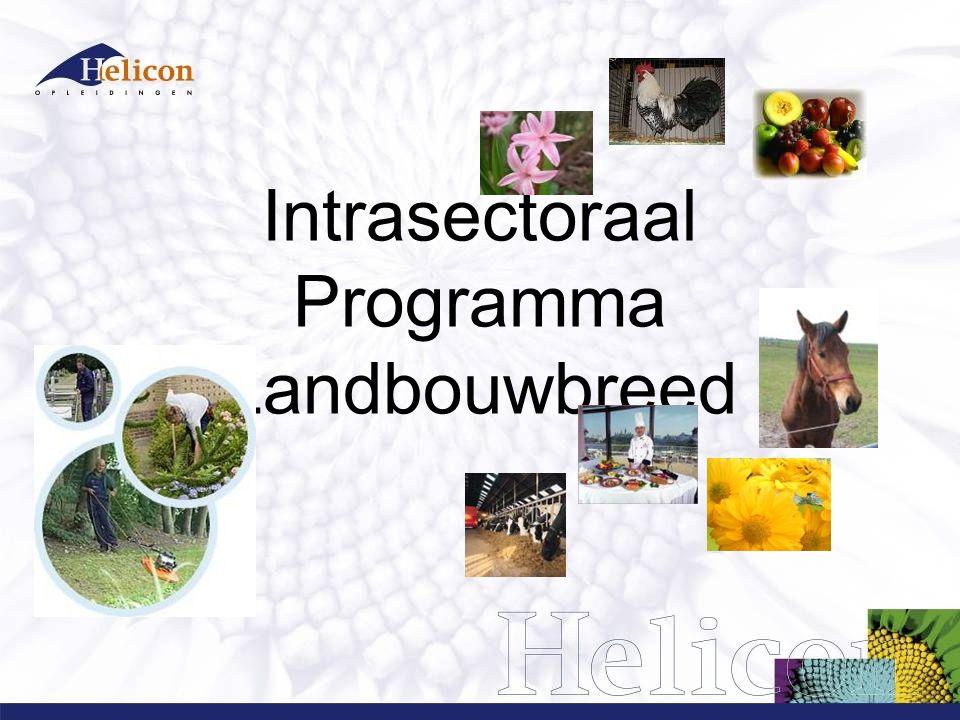Intrasectoraal Programma Landbouwbreed