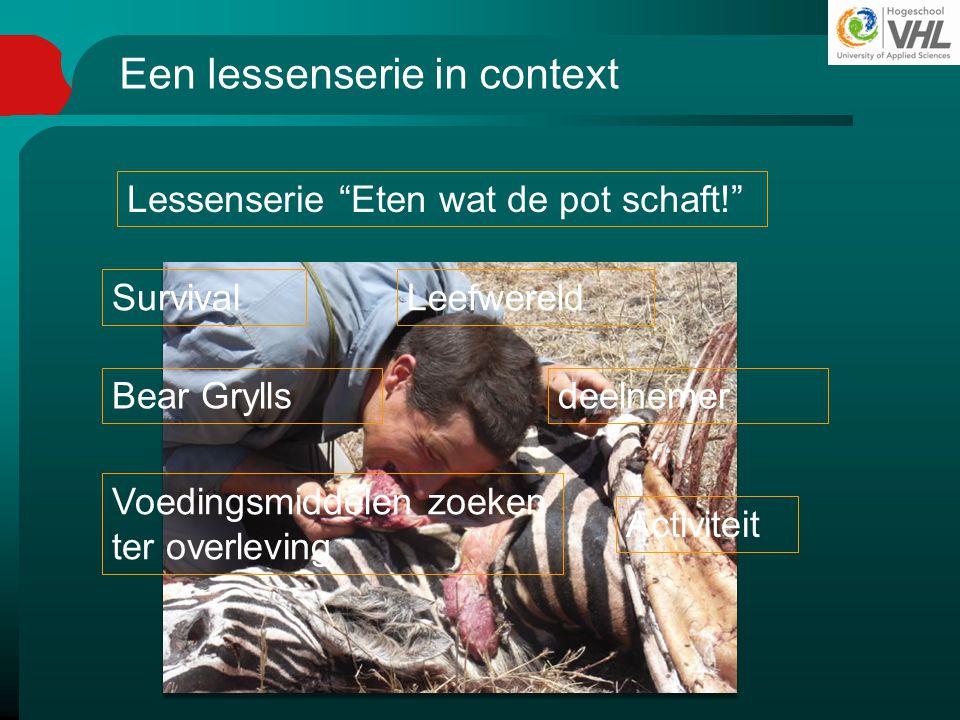 Meer lessenseries in context Verloskundige Syndroom van Schwachmann of Anorexia.