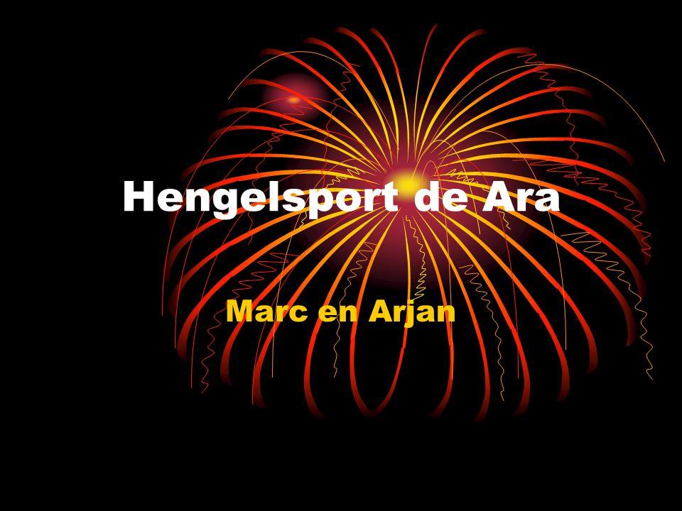 Hengelsport de Ara Marc en Arjan