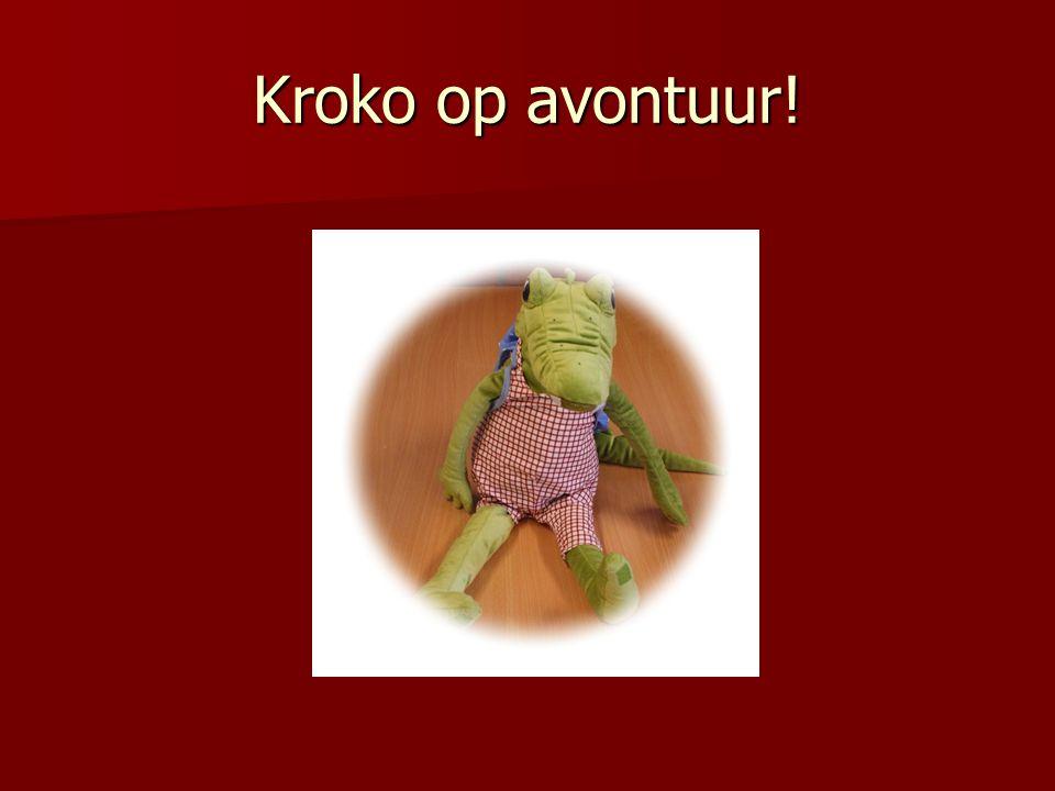 Kroko is een lieve Krokodil.Hij gaat naar school en dat vindt hij heel erg leuk.