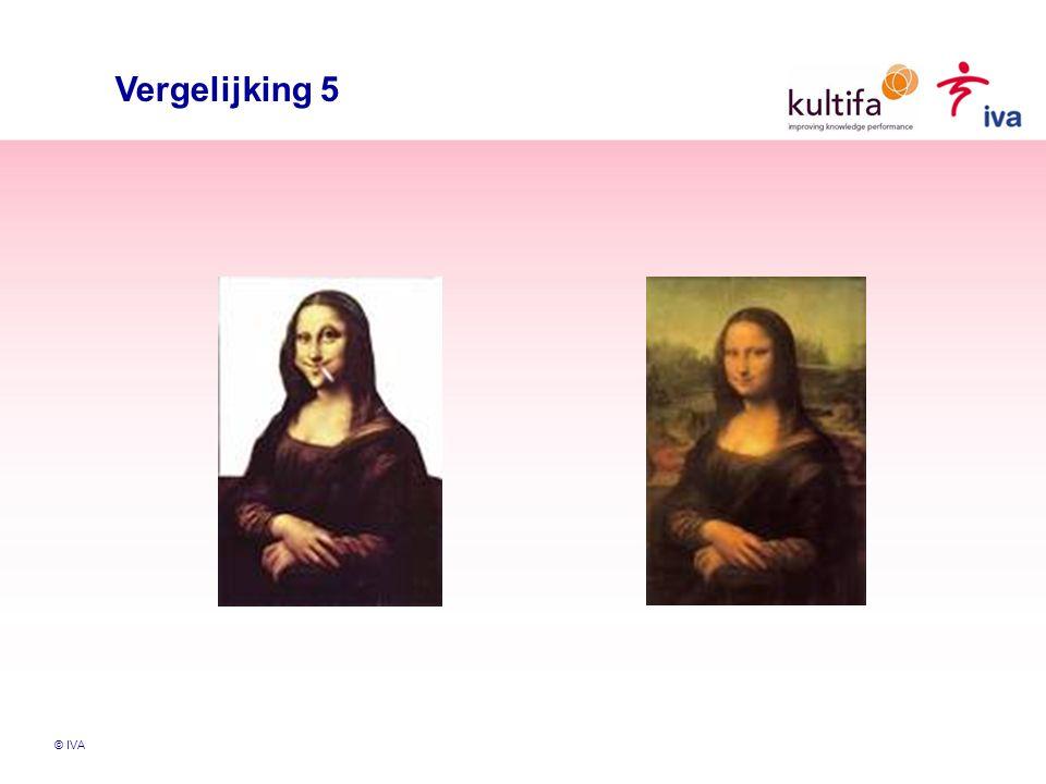 © IVA Vergelijking 5