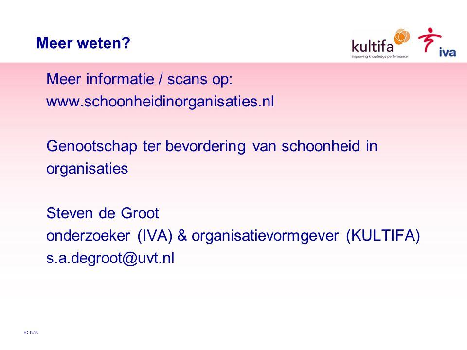 © IVA Meer weten.