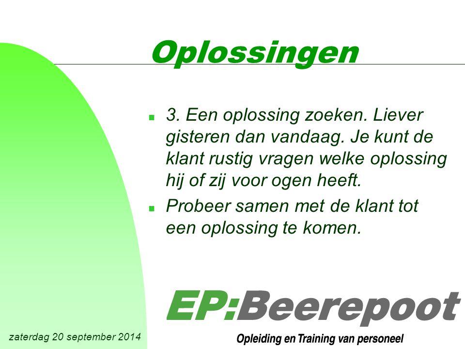 zaterdag 20 september 2014 Klacht ongegrond.n Wat doe je wanneer de klacht ongegrond is.
