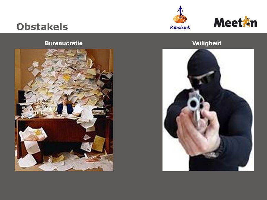 Obstakels Bureaucratie Veiligheid