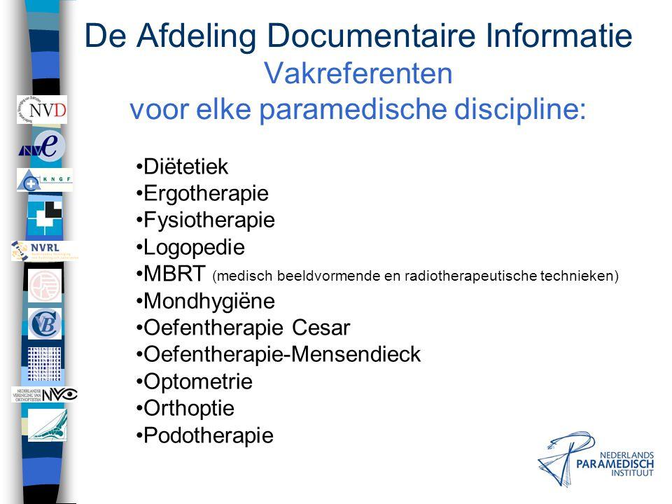 Afd. Documentaire Informatie Uw vakreferent: Sylvia P. van den Heuvel Senior vakreferent fysiotherapie Fysiotherapeut / literatuuronderzoeker vandenHe