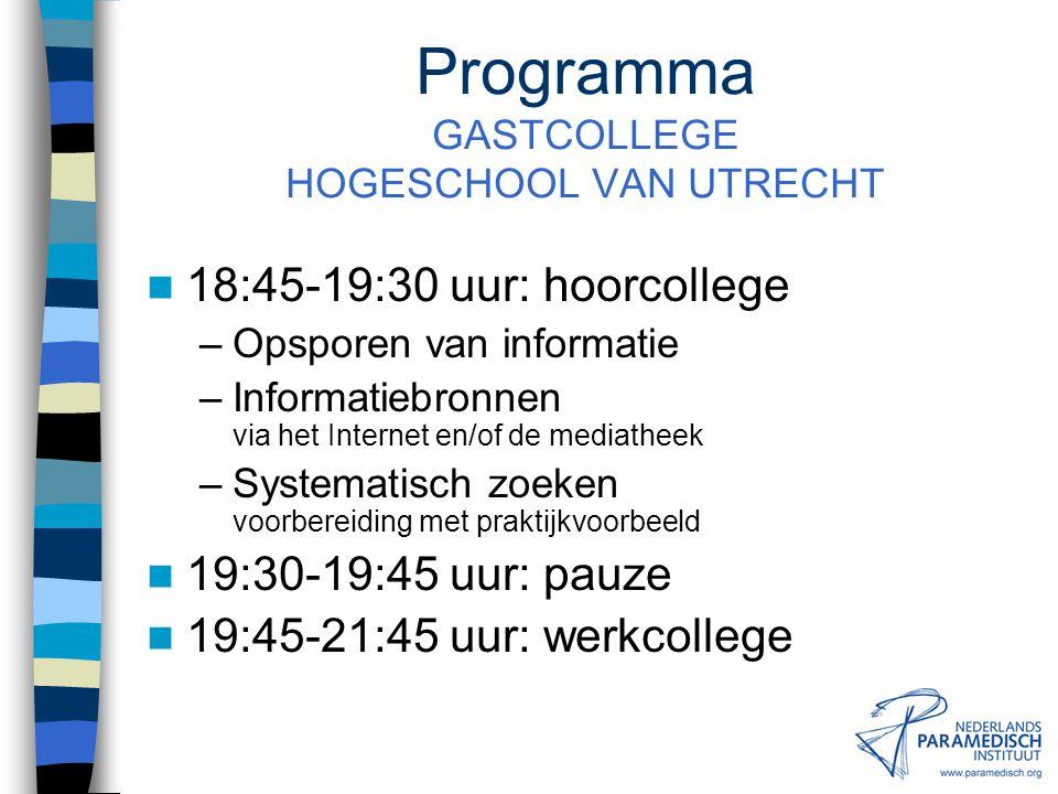 (Virtuele) mediatheek Uw intermediair: Hetty van Sijl Informatiespecialist fysiotherapie en oefentherapie Cesar Hogeschool van Utrecht Bolognelaan 101, 3584 CJ Utrecht tel.: 030 - 258 51 59 H.vSijl@fg.hvu.nl  http://virtmed.hvu.nl