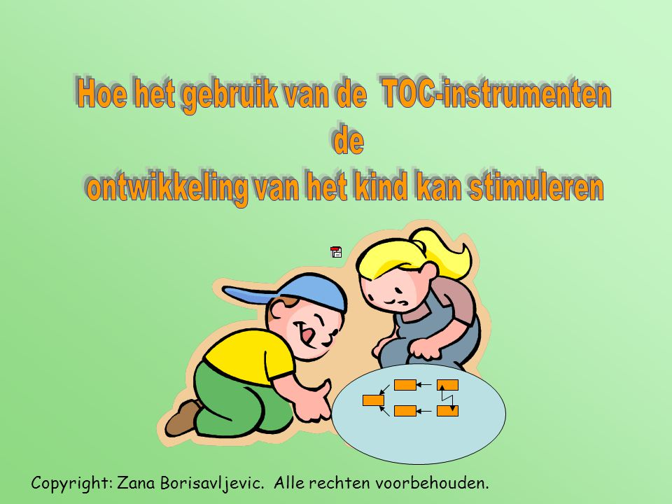 TOC instrumenten zijn gebaseerd op logica.