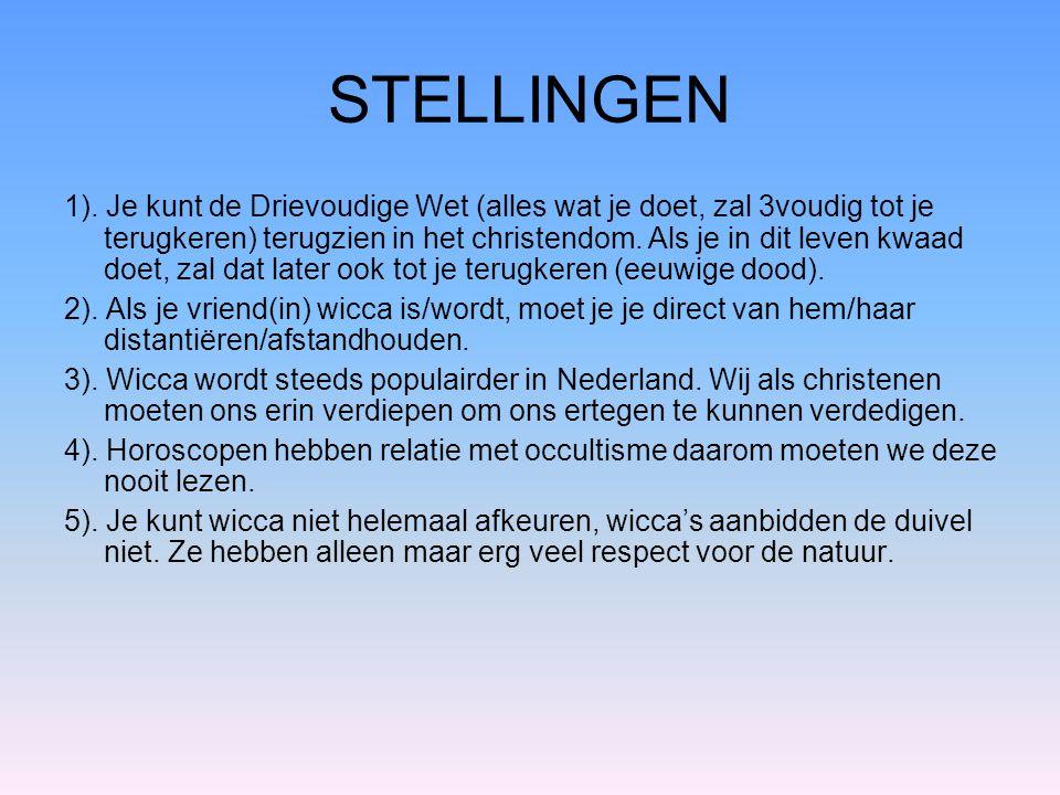 STELLINGEN 1).