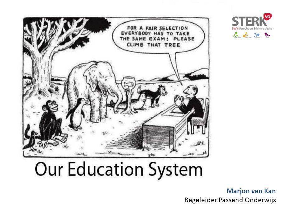 Marjon van Kan Begeleider Passend Onderwijs