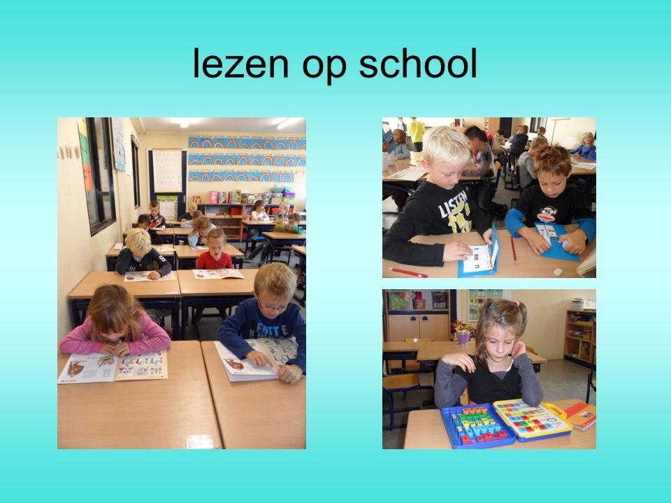 lezen op school