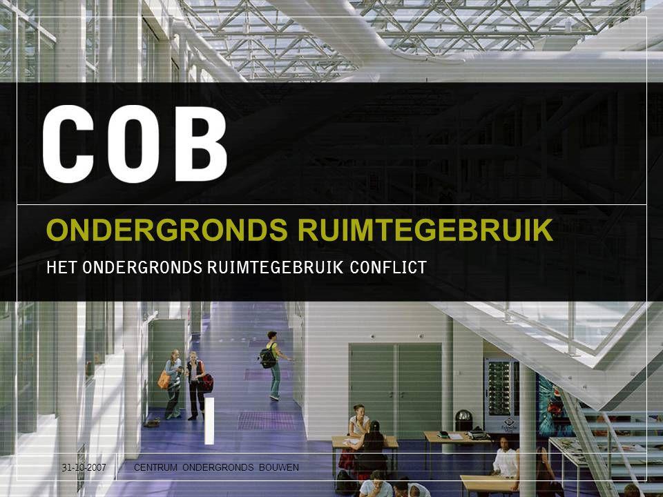 12De ontdekking van de ondergrond31-10-2007 Museumplein - Amsterdam