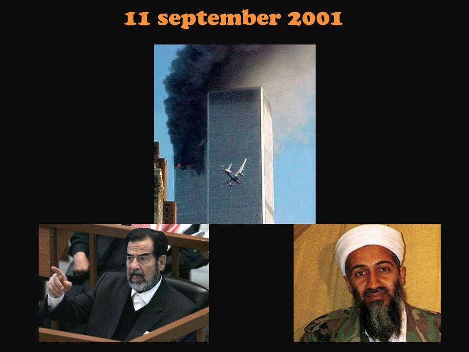 De oorlog in Afghanistan is het directe gevolg van de aanslagen in New York.