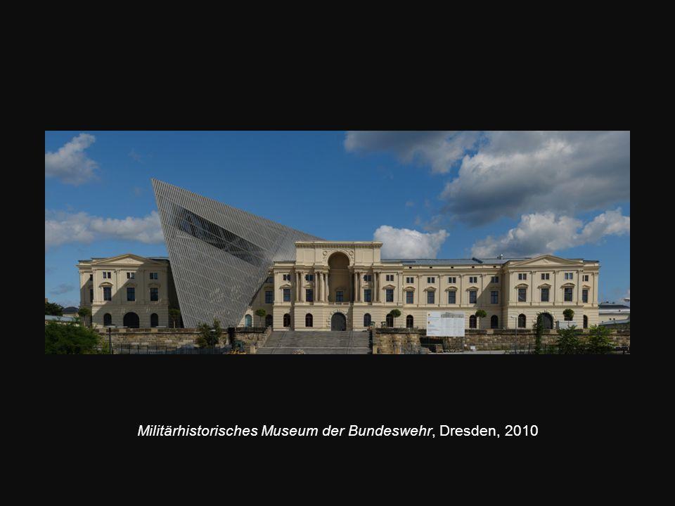 Militärhistorisches Museum der Bundeswehr, Dresden, 2010