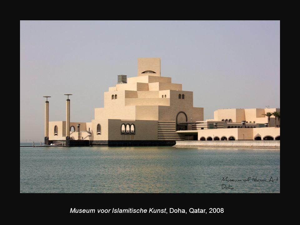 Museum voor Islamitische Kunst, Doha, Qatar, 2008