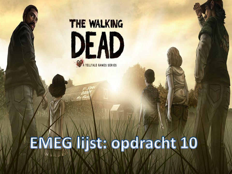 Wat is The walking dead? Mijn ervaringen What? Why?