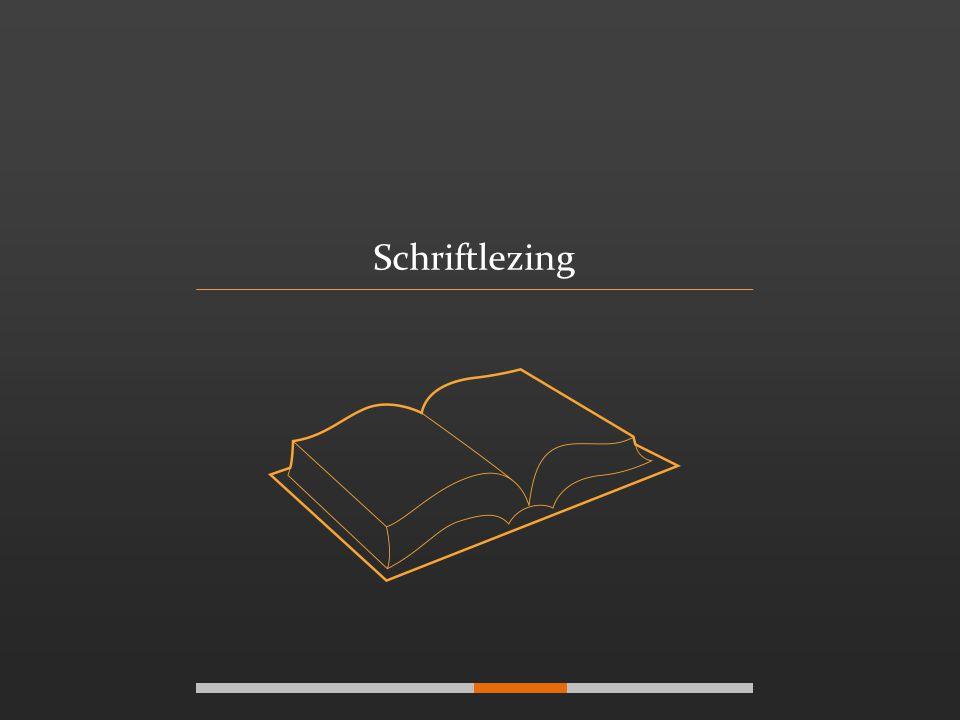 Schriftlezing