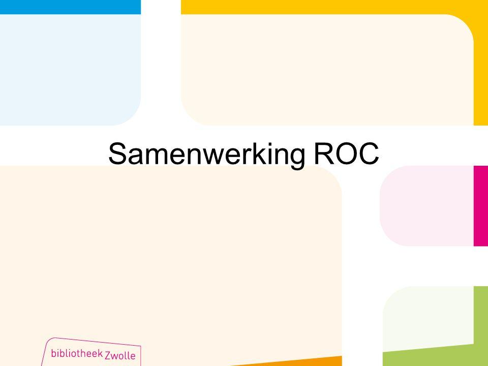 Samenwerking ROC