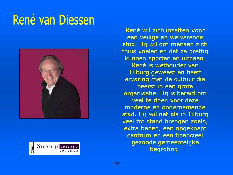 4/9 Voordelen - Invloed van de burgers - Meer inzet van de burgemeester - Verschillende stemmogelijkheden - Spreiding van de verantwoordelijkheid Nade