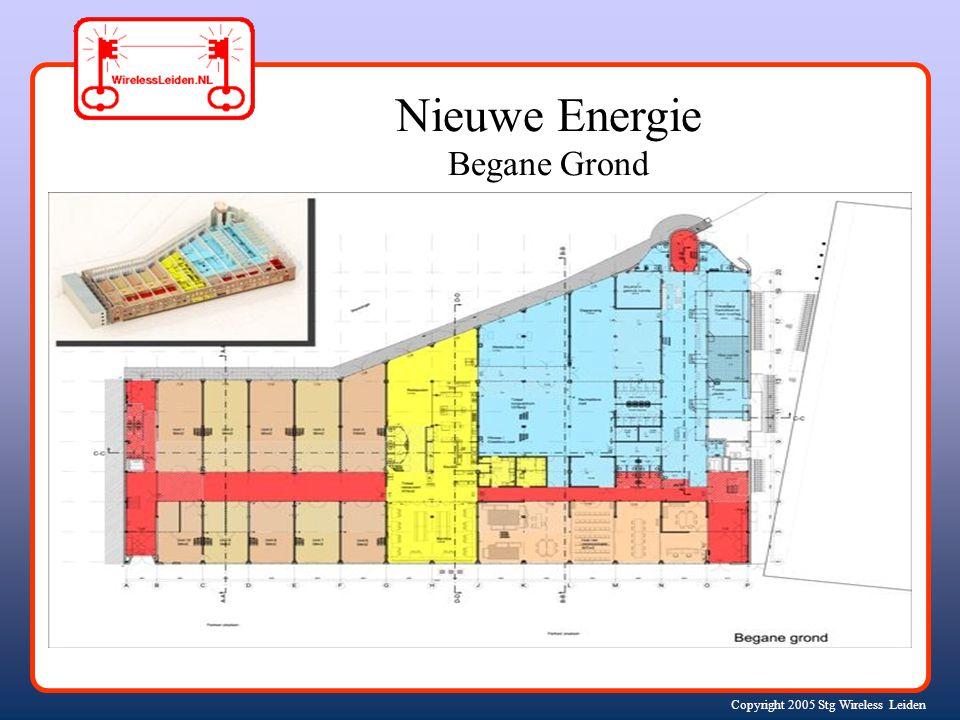 Copyright 2005 Stg Wireless Leiden Nieuwe Energie Begane Grond