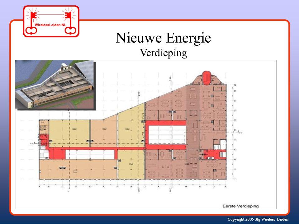 Copyright 2005 Stg Wireless Leiden Nieuwe Energie Verdieping