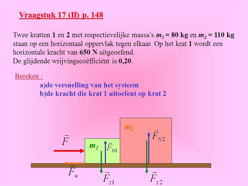 Vraagstuk 17 (II) p.
