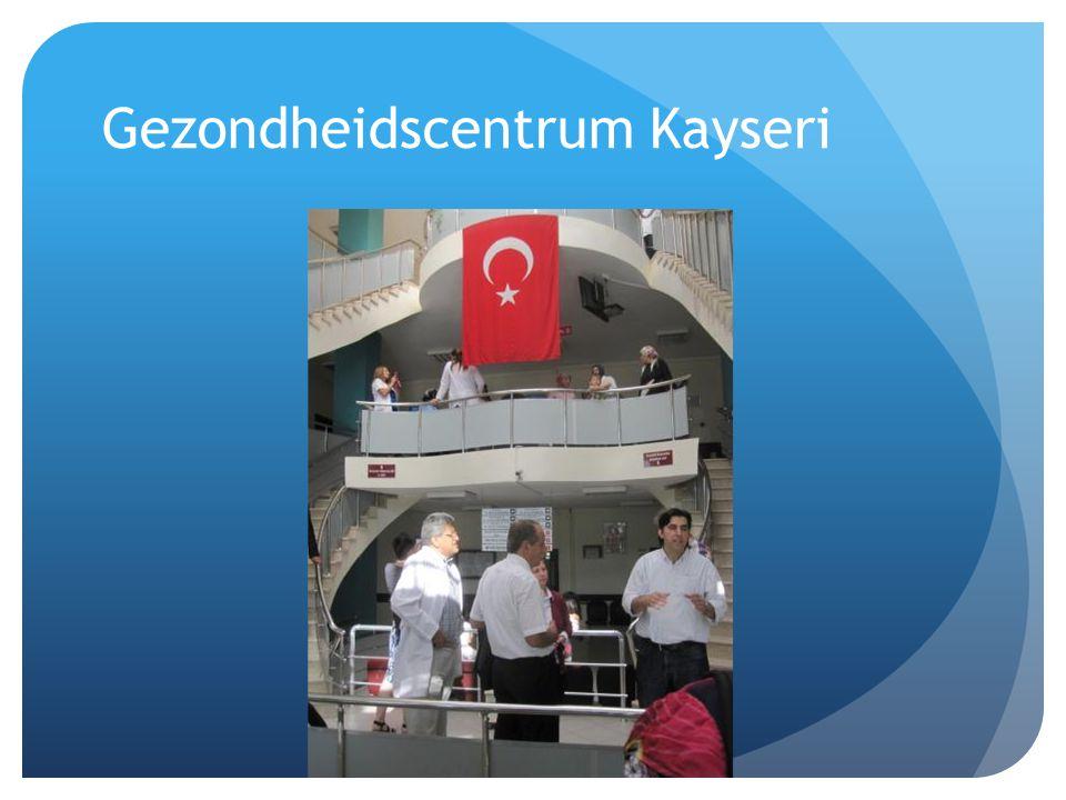 Gezondheidscentrum Kayseri