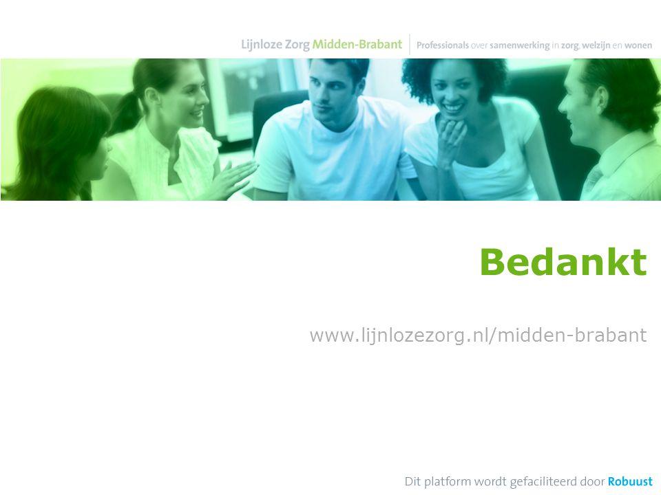 Bedankt www.lijnlozezorg.nl/midden-brabant