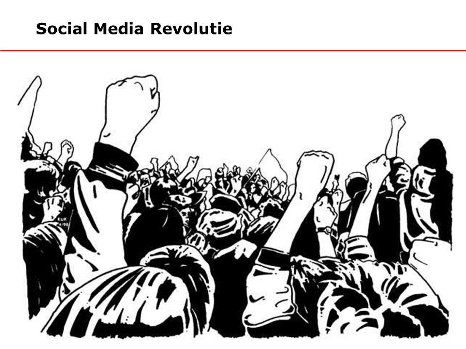 Social Media Revolutie