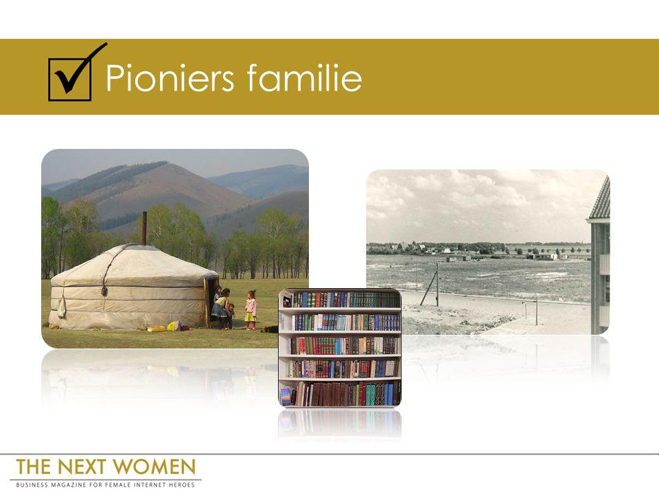 Pioniers familie
