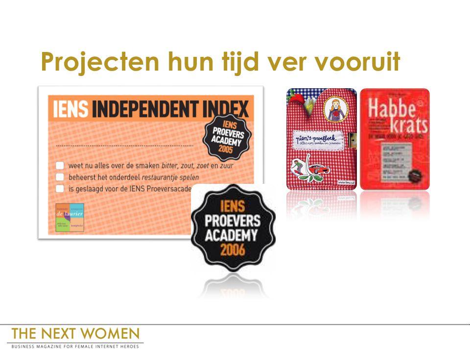 Pioneers: The next women