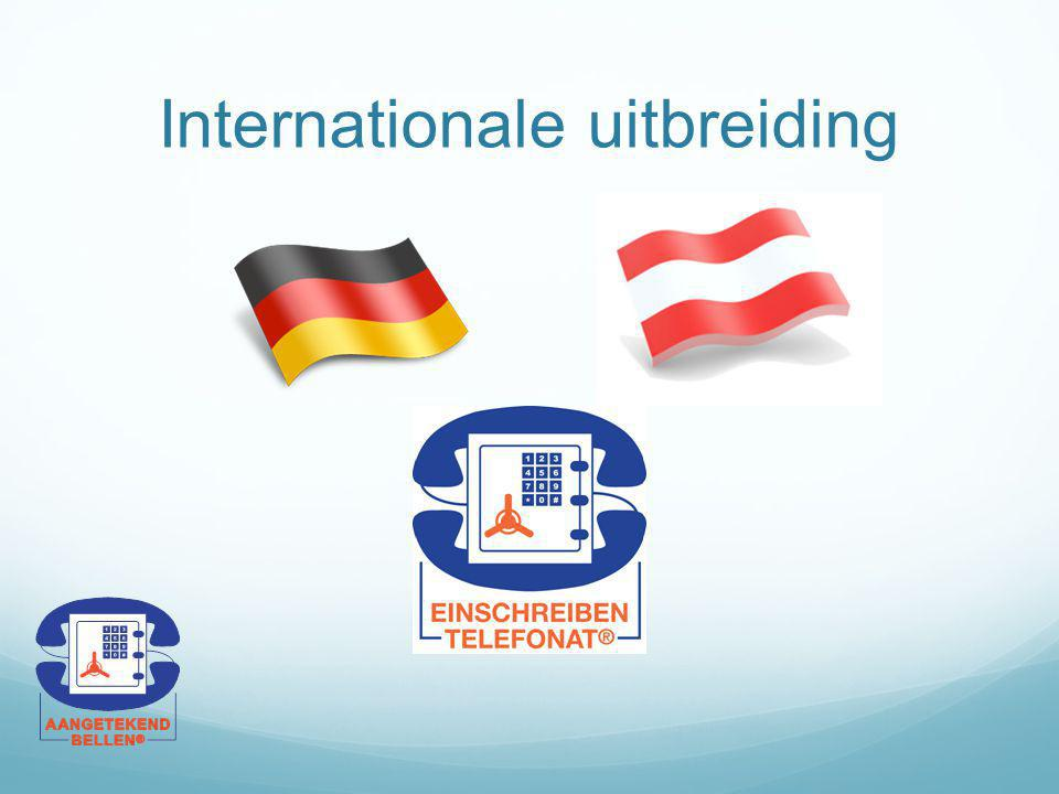 Internationale uitbreiding