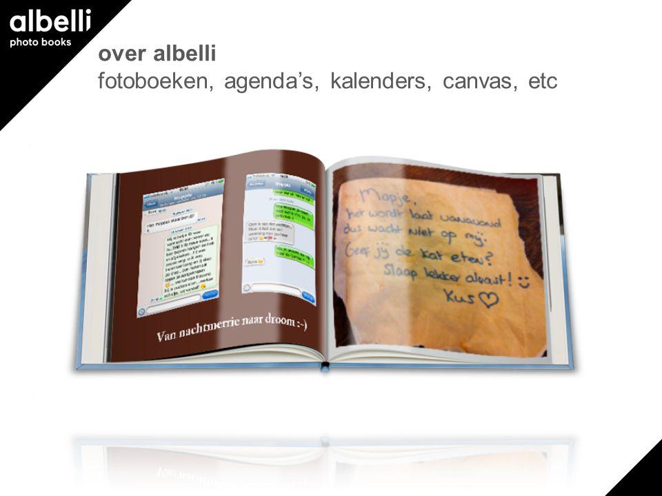 over albelli 8 Europese landen en één.com.com