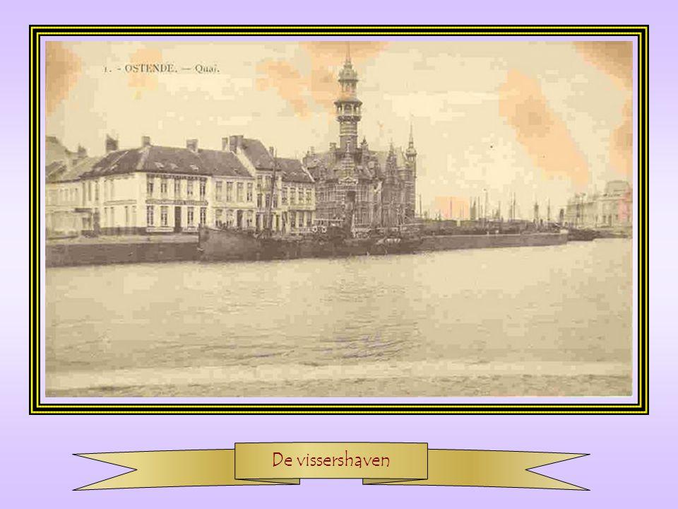 De vissershaven