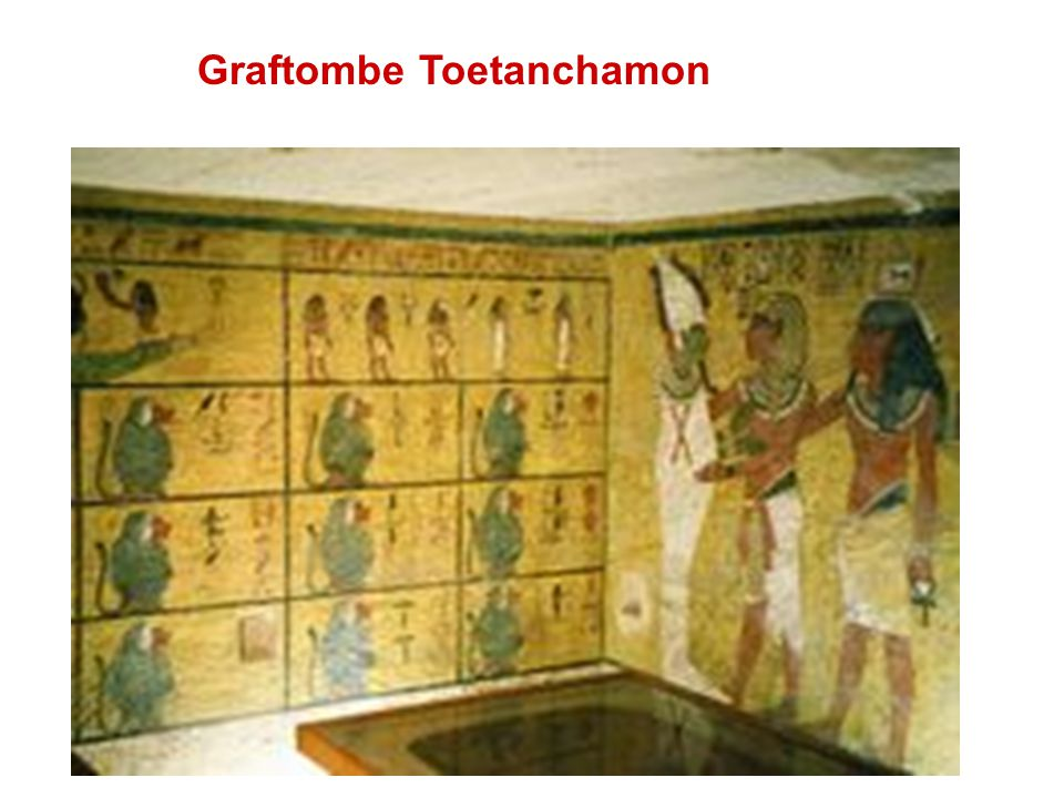 Graftombe Toetanchamon