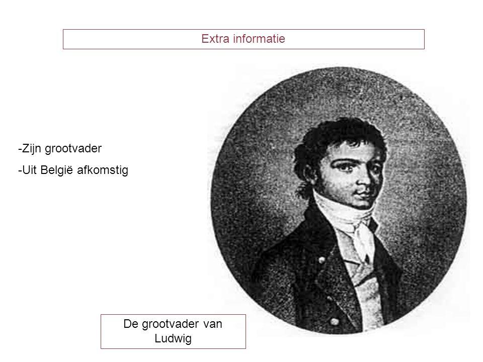 Extra informatie -Zijn grootvader -Uit België afkomstig De grootvader van Ludwig
