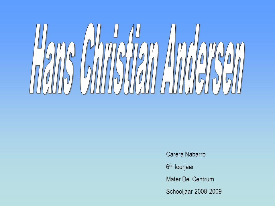 Carera Nabarro 6 de leerjaar Mater Dei Centrum Schooljaar 2008-2009