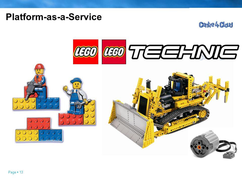 Page  13 Platform-as-a-Service