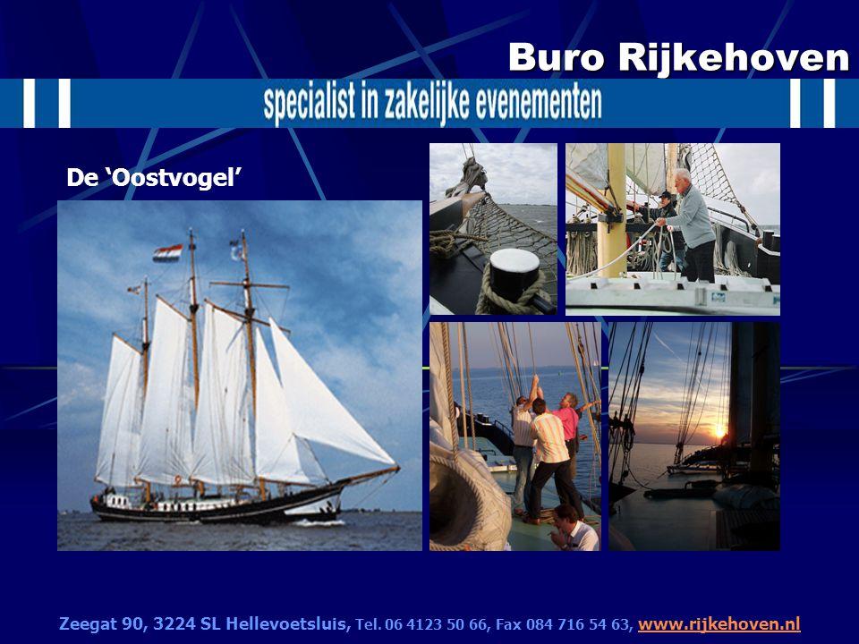 Buro Rijkehoven De 'Oostvogel' Zeegat 90, 3224 SL Hellevoetsluis, Tel. 06 4123 50 66, Fax 084 716 54 63, www.rijkehoven.nl www.rijkehoven.nl