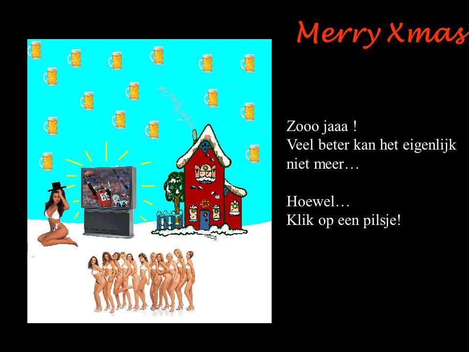 Merry Xmas Wow, Het wordt toch nog een leuke kerst.