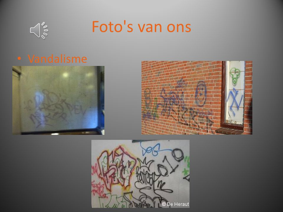Informatie over Street art Street art is een stroming binnen de graffiti-beweging.