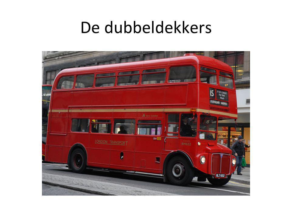 De dubbeldekkers