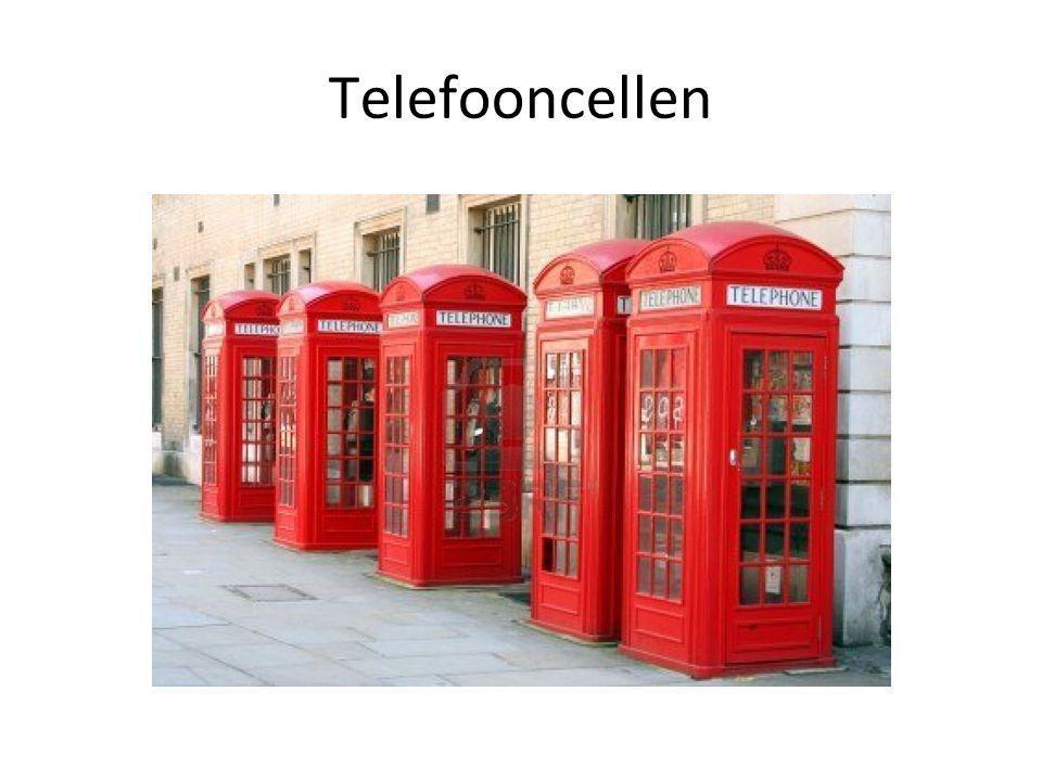 Telefooncellen