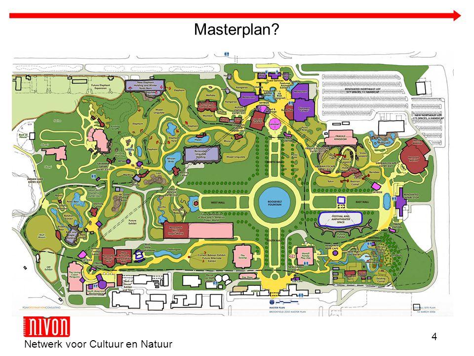 Netwerk voor Cultuur en Natuur 4 Masterplan