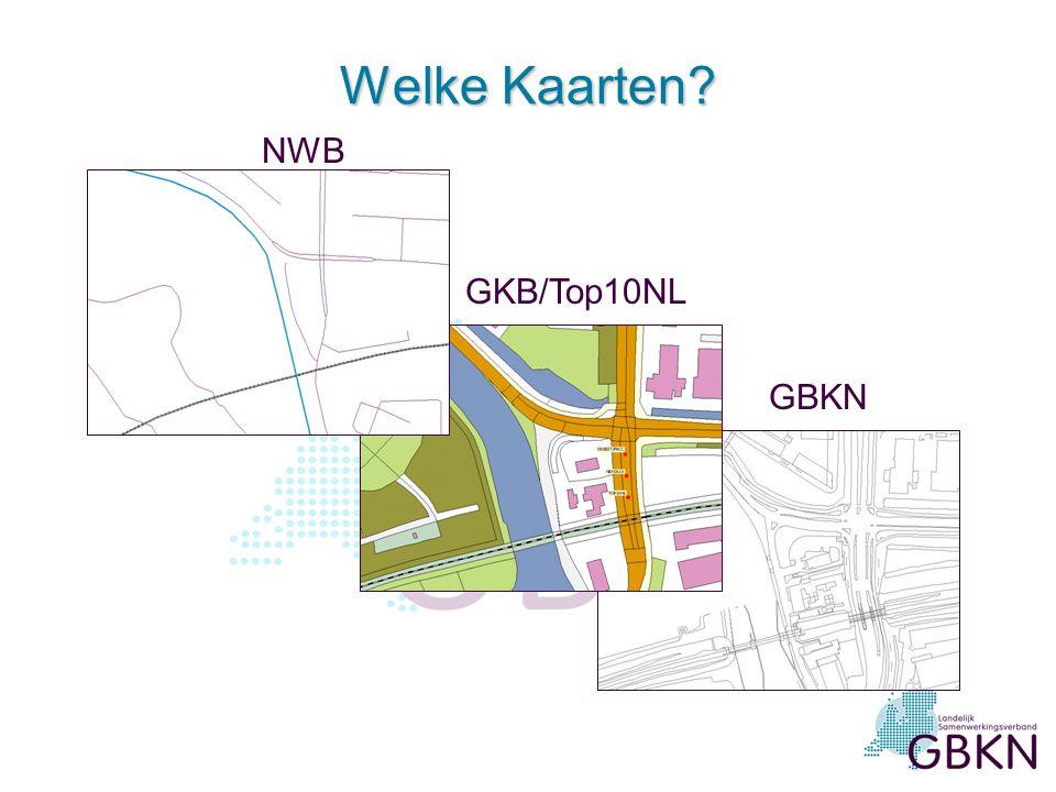 GKB/Top10NL GBKN NWB Welke Kaarten?