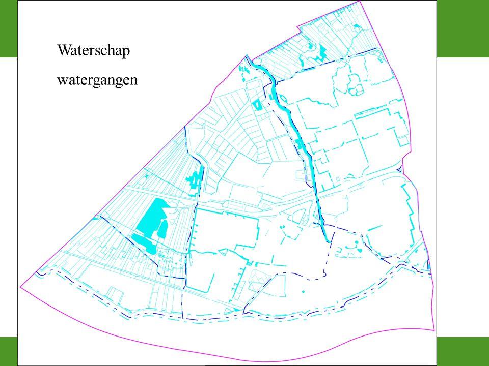 45 Waterschap watergangen