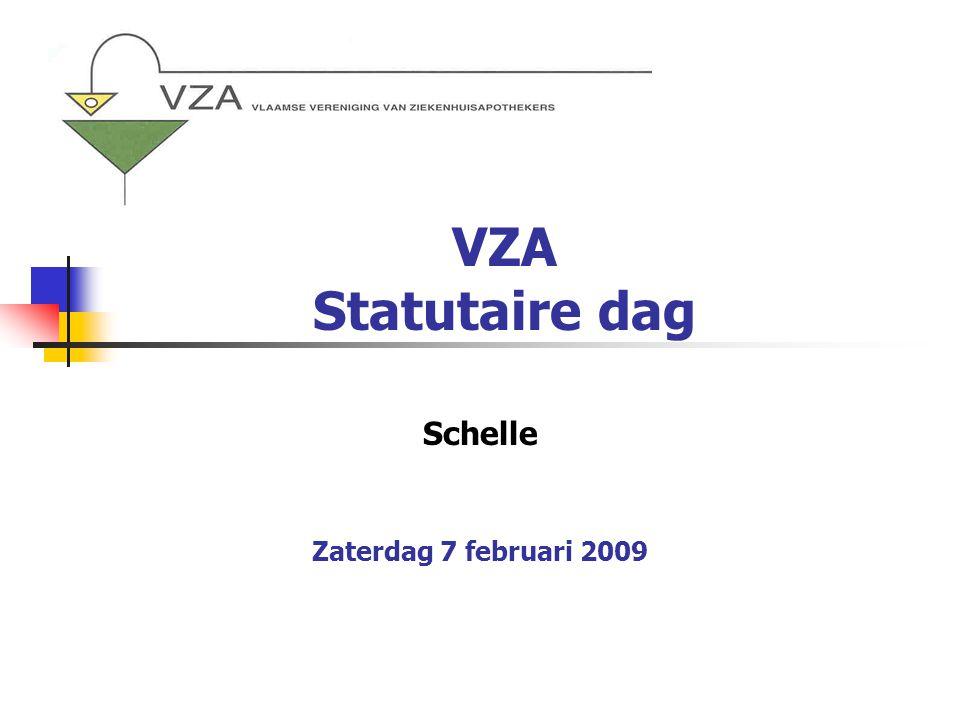 VZA Statutaire dag Schelle Zaterdag 7 februari 2009