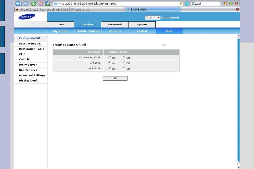 Ga nu naar Account Regist.Vul onderaan de pagina bij Phone Number het nummer in (31 zonder nul).