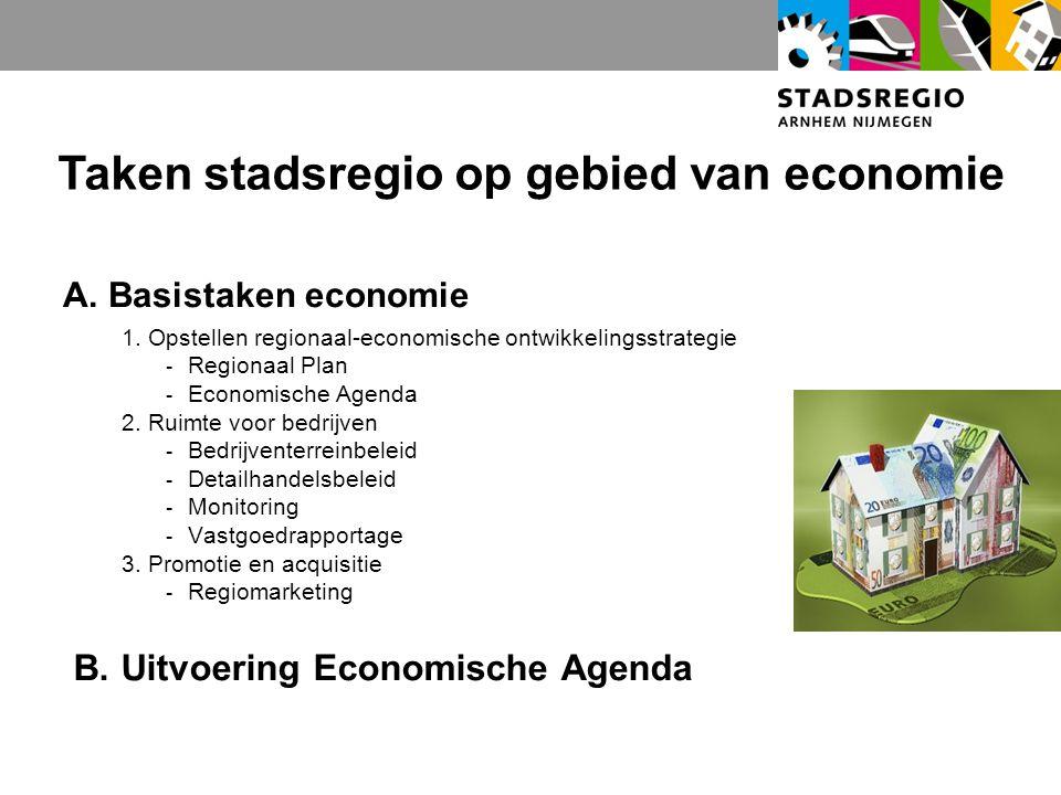 A. Basistaken economie 1.
